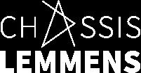 Logo Châssis Lemmens wit
