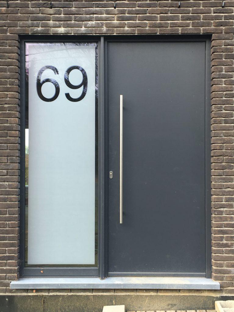 Porte en PVC Mastiff